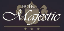 logo hotel chatelaillon beach the Majestic Charente Maritime France