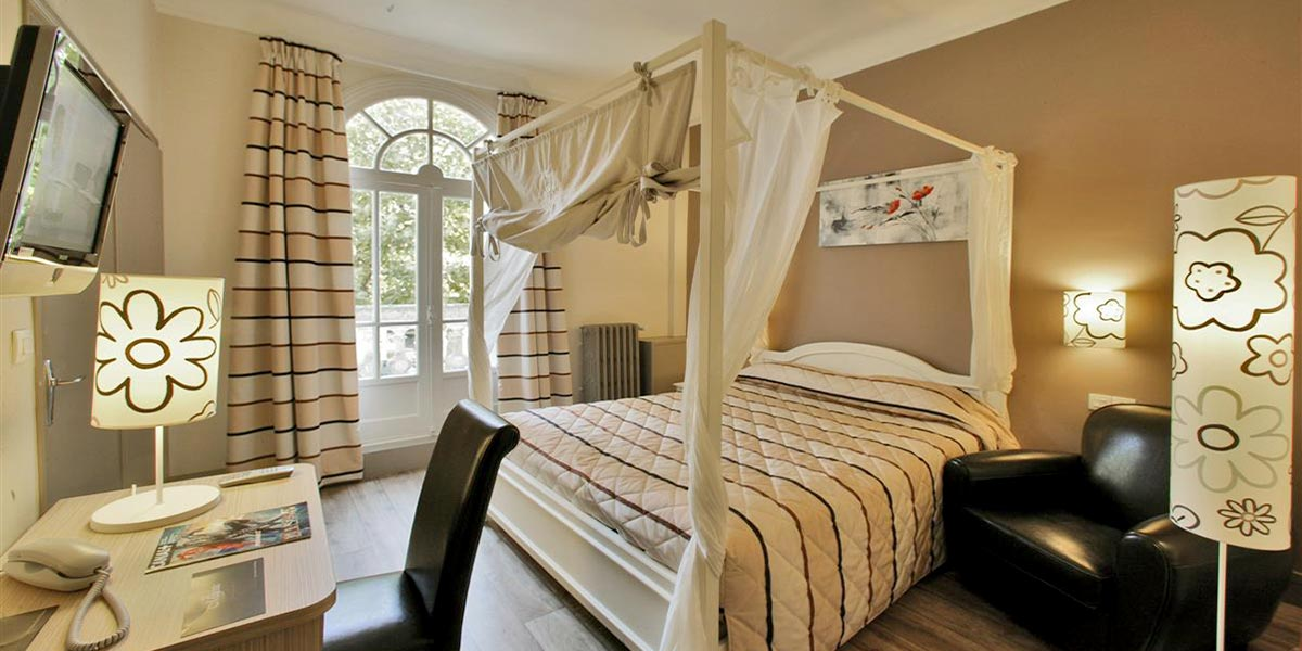 chambre hotel chatelaillon charente maritime